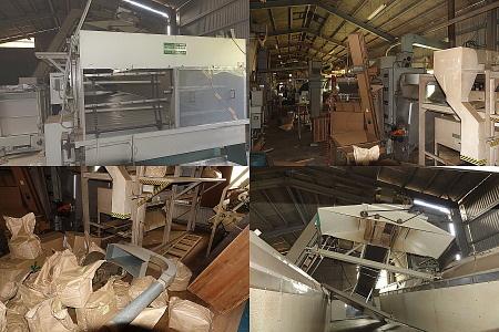工場の被害